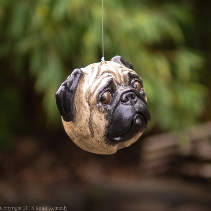 fawn and black pug ornament (10 of 16)