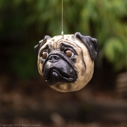 fawn and black pug ornament (13 of 16)