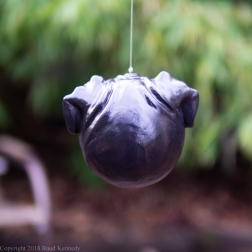 fawn and black pug ornament (4 of 16)
